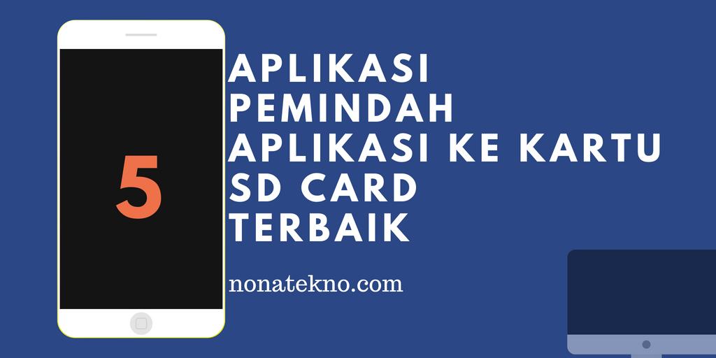 Aplikasi Pemindah Aplikasi ke Kartu SD