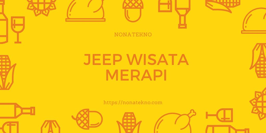 jeep merapi