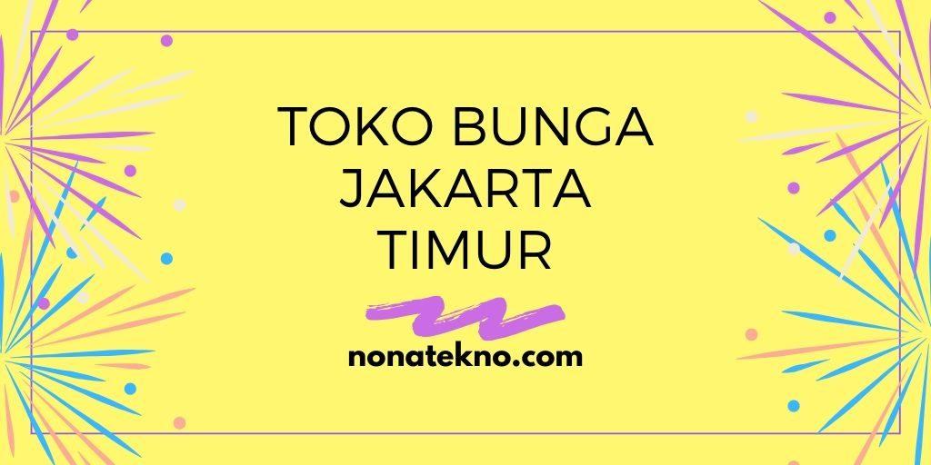 toko Bunga Jakarta Timur