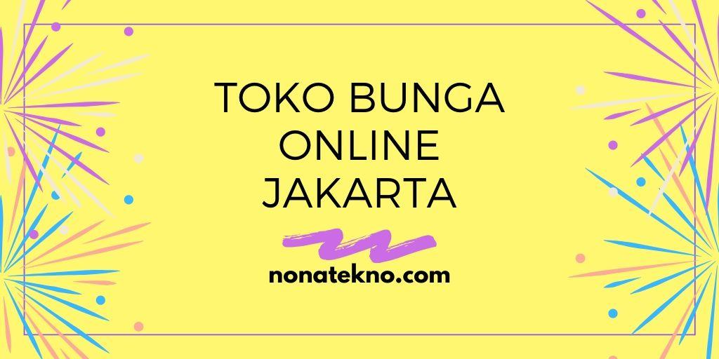 toko bunga online jakarta